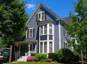 Brewster House Bed and Breakfast, Freeport, Maine