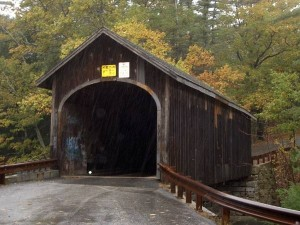 Babb's Bridge, South Windham, Maine