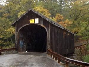 Babb's Bridge, South Windham, Maine