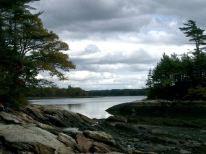 Wolfe Neck State Park, Freeport Maine