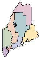 Maine's regions