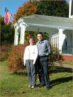 Mark & Judith Stephens, Brewster Inn, Dexter, Maine