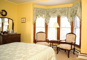 Room Five at Brewster House B&B, Freeport Maine