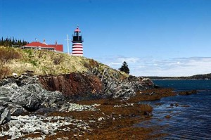 West Quoddy Head Light Station, Maine