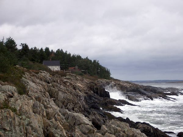 In Maine Our Coast Is A Bit Diffe Most Of It Rugged And Rocky Pounded By The Wind Waves North Atlantic Often With Lighthouses Perched