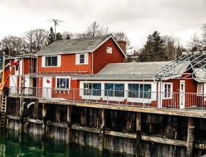Harraseeket Lunch & Lobster, Freeport, Maine