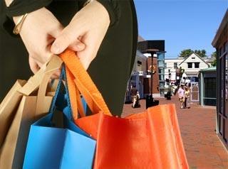 Freeport Maine shopping