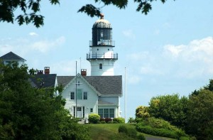 Cape Elizabeth Lighthouse (Two Lights)