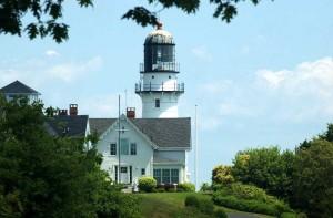 Cape Elizabeth Lighthouse (Two Lights)