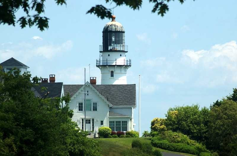 Visiting Maine Lighthouses Cape Elizabeth Two Lights