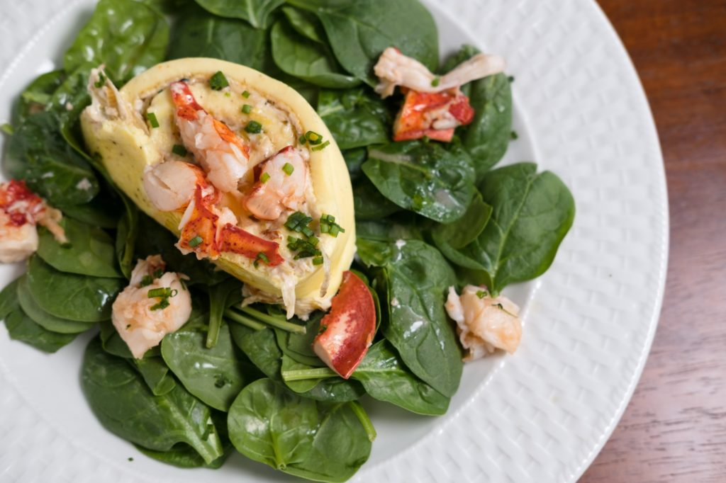 Lobster Roulade