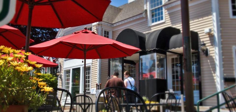 Freeport Maine Restaurants Amp Area Dining Brewster House