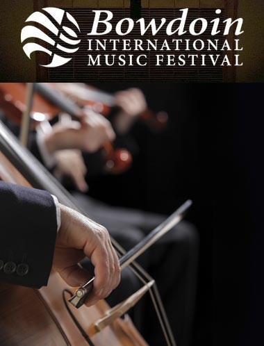 Bowdoin International Music FestivBowdoin International Music Festival 2015al
