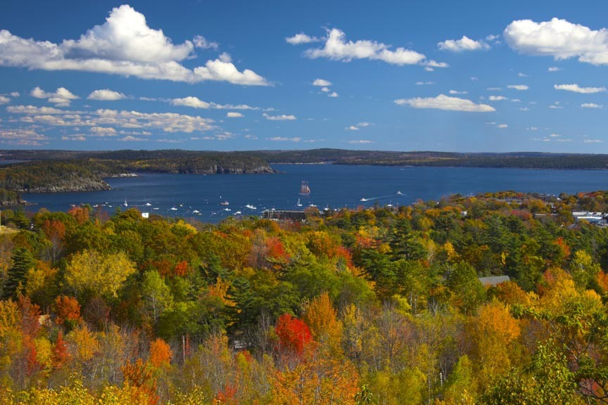 Plan Your Maine Fall Foliage Getaway