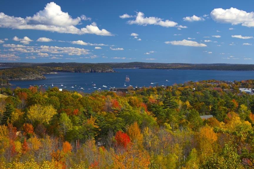 Plan Your Maine Fall Foliage Getaway