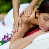 Mother's Day Massage Onsite