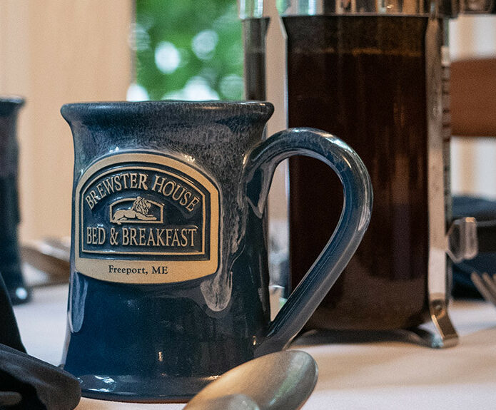 Brewster house mugs