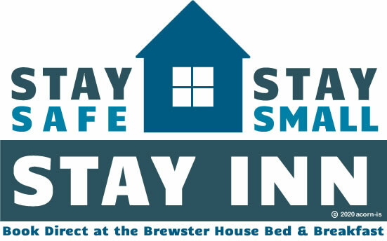 STAY SAFE; STAY SMALL; STAY INN